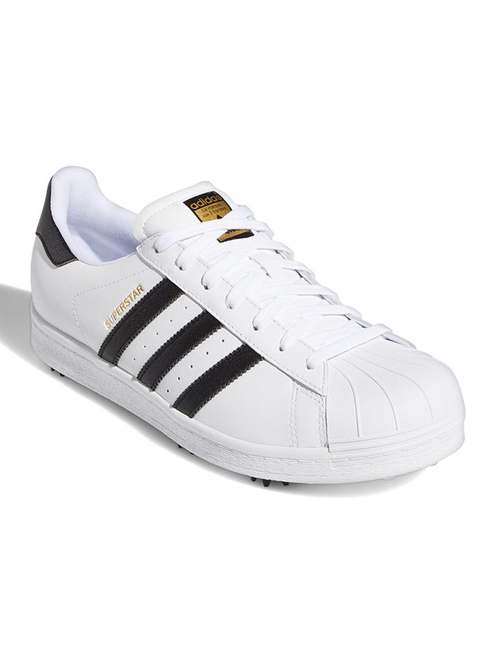 all white classic adidas