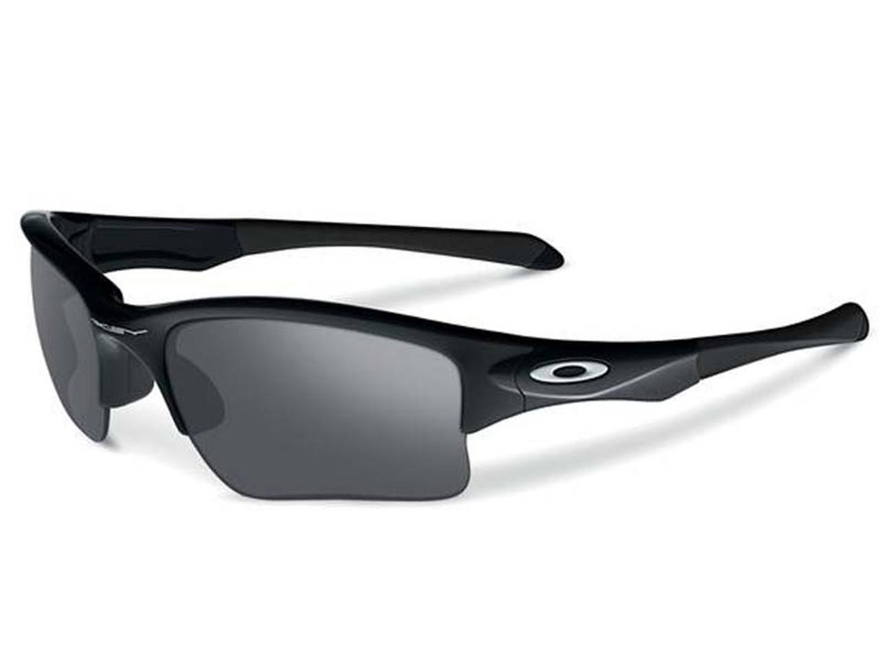 a552a3584a6 Oakley Quarter Jacket Juniors Sunglasses - Black w  Black For Sale ...