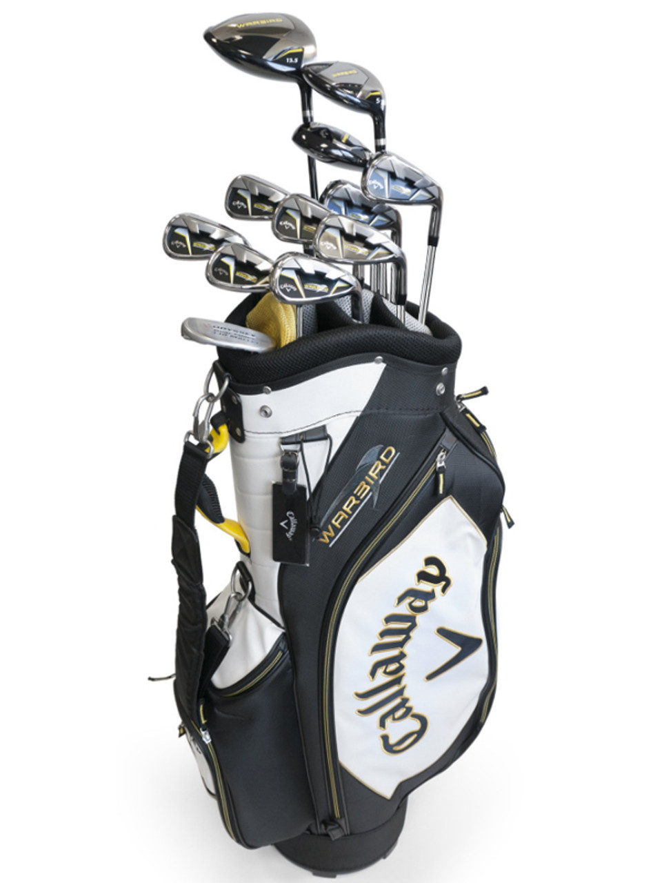 Callaway Warbird 5 Package Steel Shafts For Sale Golfbox