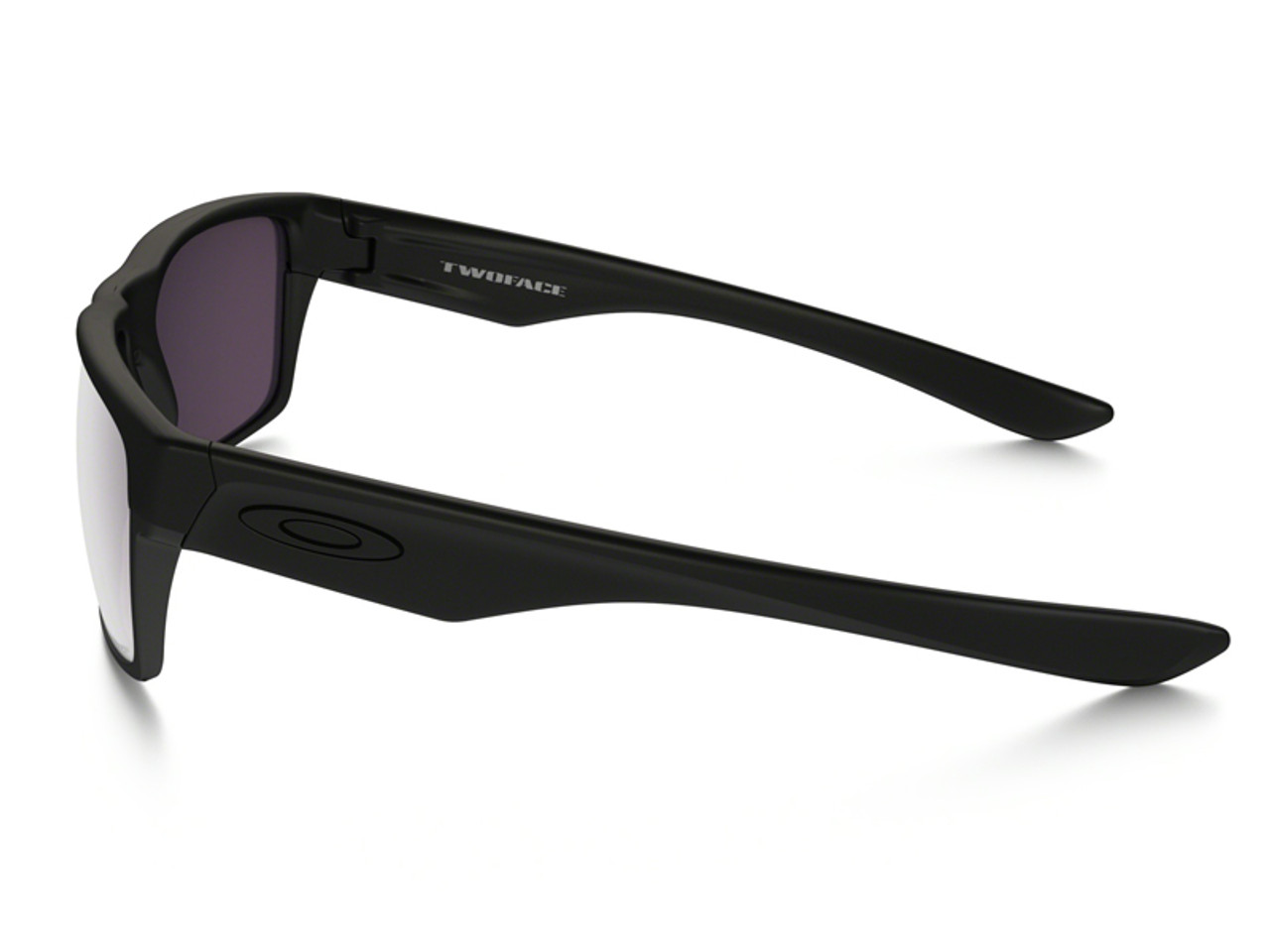 511885313 Oakley TwoFace Covert Polarised - Matte Black w/ PRIZM Daily For ...