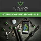 Arccos Golf Caddie Smart Sensors