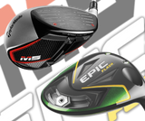 TaylorMade M5 Driver Vs Callaway Epic Flash Driver