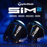 TaylorMade SIM 2 Range of Golf Clubs