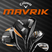 Callaway MAVRIK Range of Golf-Clubs