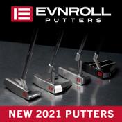 Evnroll Range of Putters 2021