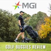 MGI ZIP Golf Buggies Review