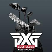 PXG Range of Golf Clubs
