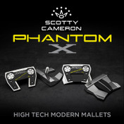 Scotty Cameron Phantom X Putters (2021)