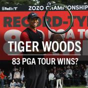 Where will Tiger win No. 83 in 2020?