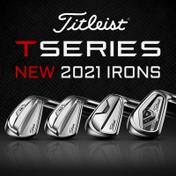 2021 TITLEIST T-SERIES Irons