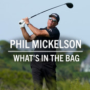 Phil Mickelson What's in the Bag? (2021)