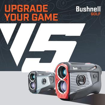 Bushnell Tour V5 And Tour V5 Shift Rangefinders