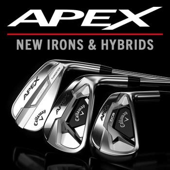 Callaway APEX 21 Irons & Hybrids