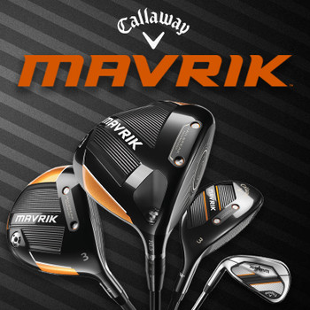 Callaway MAVRIK Range of Golf Clubs