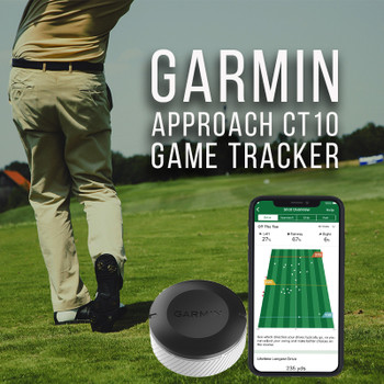 Garmin Approach CT10 Game Tracker