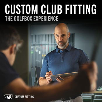 Custom Golf Club Fitting Experience