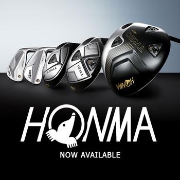 HONMA Range of Golf Clubs
