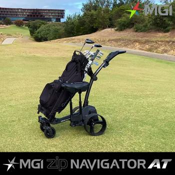 MGI Zip Navigator Motorised Golf Buggy