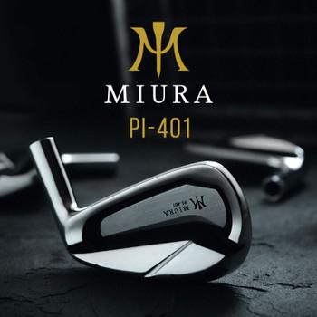 Miura PI 401 Irons