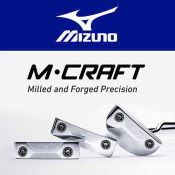 Mizuno M-Craft Putters
