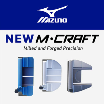 NEW 2021 Mizuno M-Craft Putters