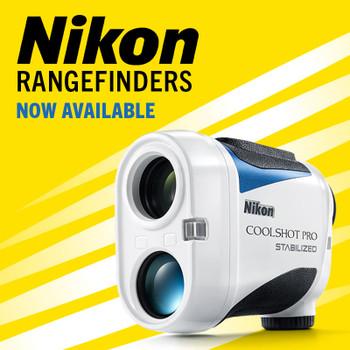 Nikon Golf Rangefinders