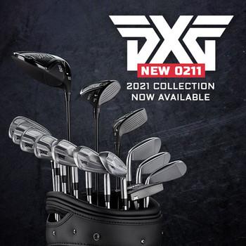 PXG 0211 Range of Golf Clubs