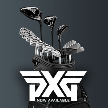 PXG Range of Golf Clubs