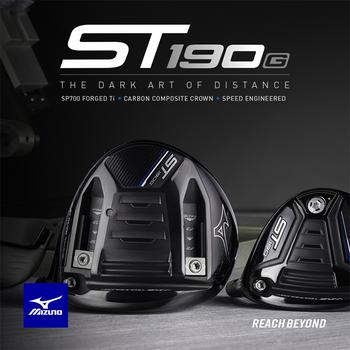 Mizuno ST190 & ST190G Drivers