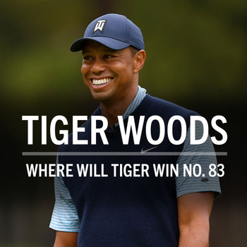 Where will Tiger WIN No. 83?