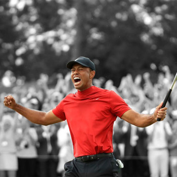 Tiger Woods - Rewriting History