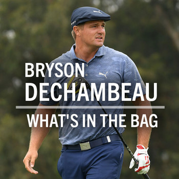 Bryson Dechambeau What's in the Bag? (2020)