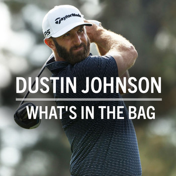 Dustin Johnson What's in the Bag? (2020)