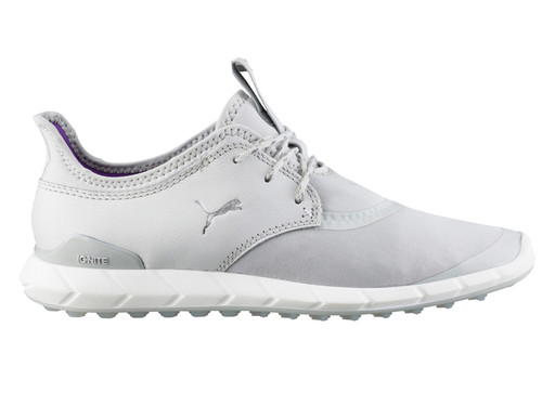 f55eeae53e38 Puma Ladies Ignite Spikeless Sport Golf Shoes - Grey Violet - Ladies ...