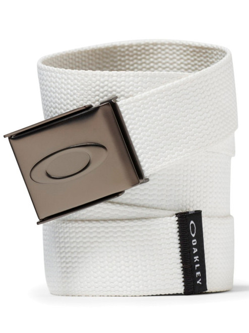 Oakley Ellipse Web Belt - White