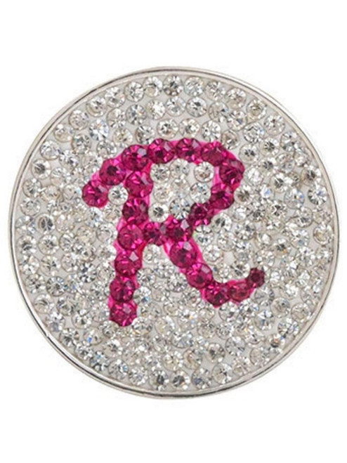 Navika Micro Pave Crystal Initial R Marker