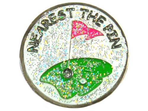 Navika Glitzy Nearest The Pin Ball Marker