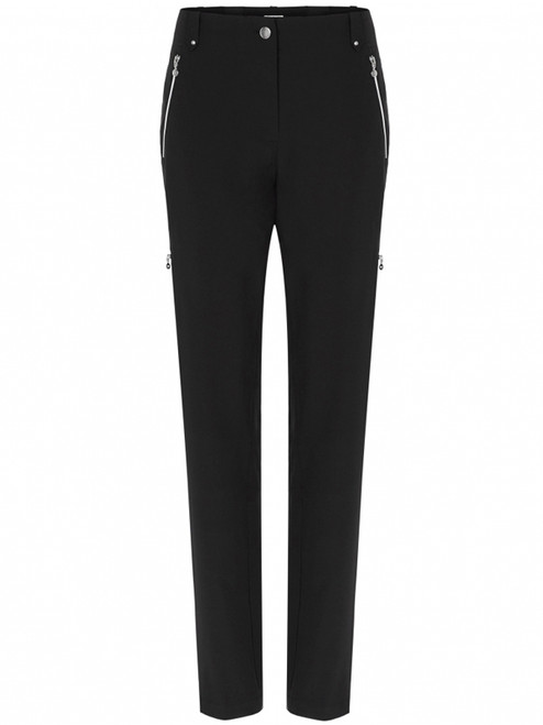 Sporte Leisure W Showerproof Pant - Black
