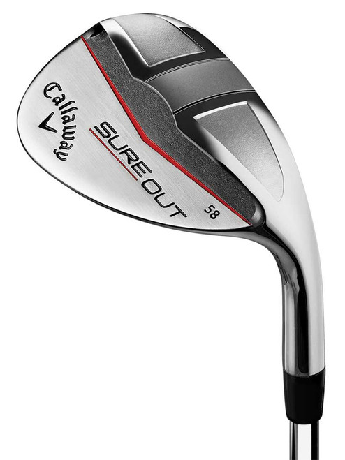 Callaway Sure Out Wedge - Graphite Shaft Left Hand