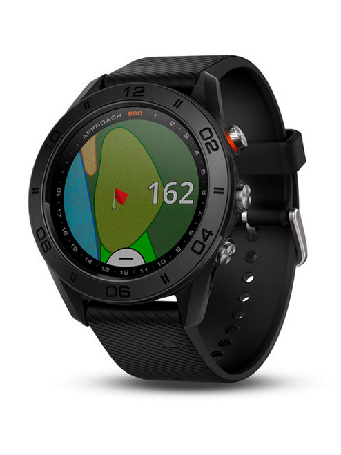 Garmin Approach S60 GPS Watch - Black