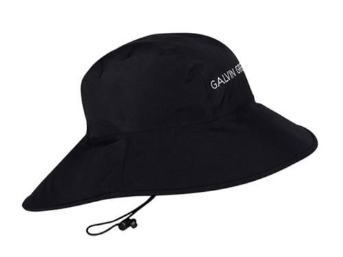 Galvin Green Aqua Hat - Black