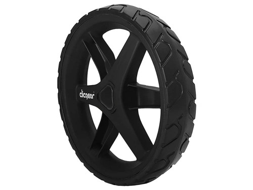 Clicgear 3.5+ Rear Wheel Black