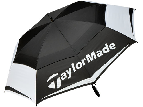 TaylorMade Double Canopy 64 Inch Umbrella