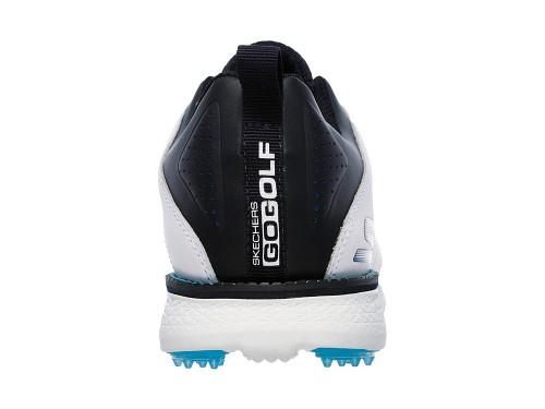 d1cbe9f54279 Skechers Go Golf Elite 3 Golf Shoes - White Navy - Mens For Sale ...