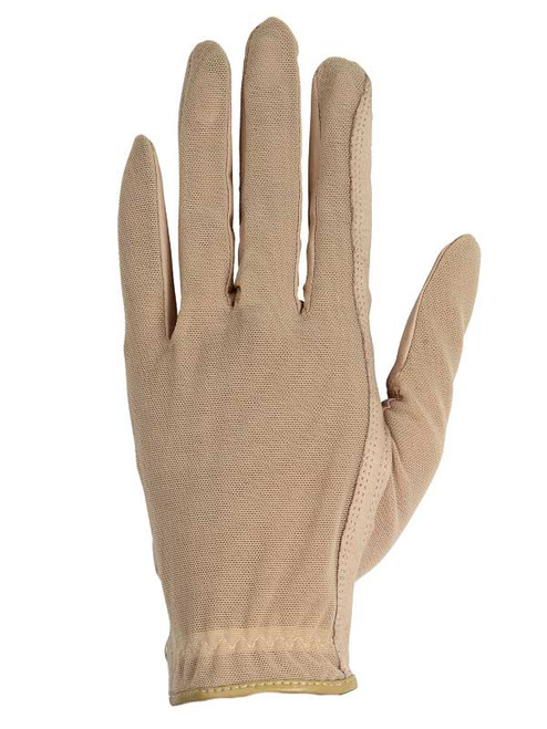 Lady Classic Ladies Solar Tan Glove - Beige