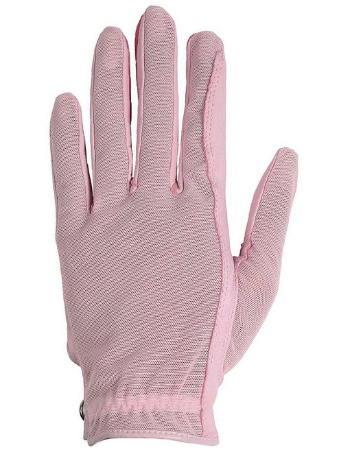 Lady Classic Ladies Solar Tan Glove - Pink