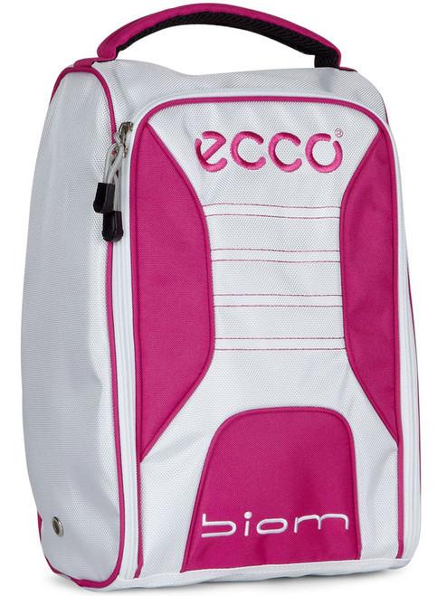 Ecco Golf Shoebag - White/Candy