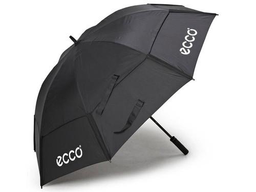 Ecco Golf Double Canopy 62I Umbrella - Black