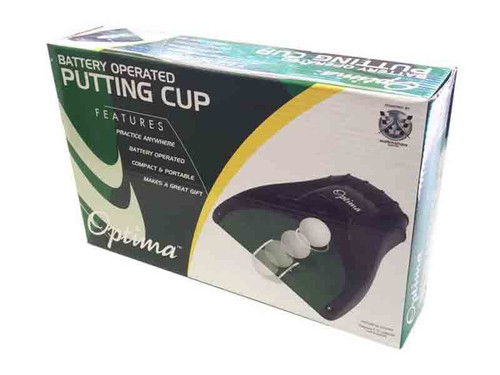 Optima Battery Operated Putting Cup