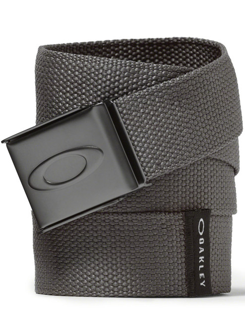 Oakley Ellipse Web Belt - Forged Iron